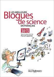 Couverture livre blogues de science