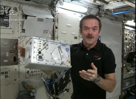 Chris Hadfield Microflow